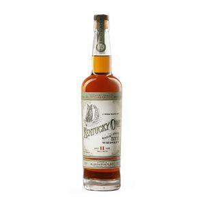 Kentucky Owl 11 Year Old Straight Rye Batch 2 Whiskey